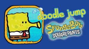 doodle jump ios doodle jump spongebob squarepants ios gameplay