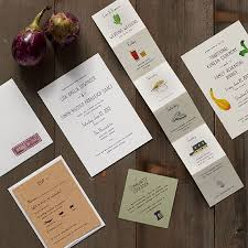 wedding invitation suite wedding suite invitations rustic painted invitation suite