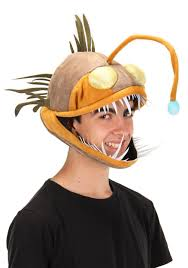 Halloween Costumes That Light Up by Light Up Angler Fish Jawesome Hat