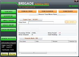 BRIGADE Antivirus 2012 7.5.5 Download Last Version