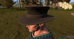 plague doctor hat brown plague doctor hat pattern pack shroud of the avatar wiki