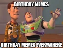 Geek Birthday Meme - toy story birthday meme birthday memes pinterest birthday