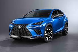 lexus rx f sport price 2018 lexus nx shows off new design in shanghai automobile magazine