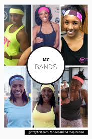 sweat headbands best headbands for sweaty workouts grit by brit