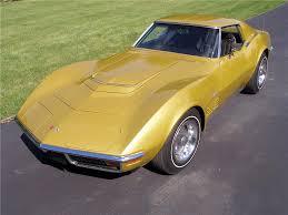 1972 corvette lt1 1972 chevrolet corvette lt1 2 door coupe 138958