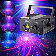 suny 5 len rgb laser light gobo led lighting z80rgrb for