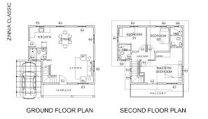 Classic Homes Floor Plans Zinnia Classic House Model Solanaland Development Inc