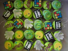 80s Theme Party Ideas Decorations 80s Theme Party Decorations My 80s Themed Cupcakes Glitter