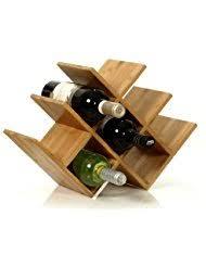 amazon com tabletop wine racks home u0026 kitchen