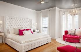 bedroom fun ideas for a teenage girl s bedroom decor 10 of 30 glamour and luxury teen girls bedroom with white tufted bed photo 10 of 30 previous photo fun ideas