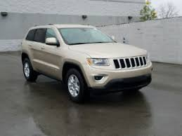 gold jeep cherokee gold jeep grand cherokee for sale in jackson ms carmax