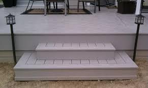 low maintenance decks composite pvc buckstone building and