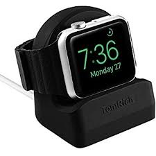 amazon black friday apple watch amazon com spigen s350 apple watch stand and charger with night