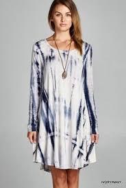tie tye print cutout swing dress