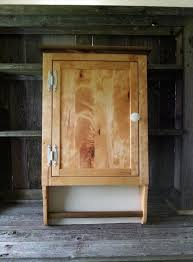 White Bathroom Wall Cabinet Pallet Bathroom Wall Cabinet With Towel Rack Pallet Furniture Diy