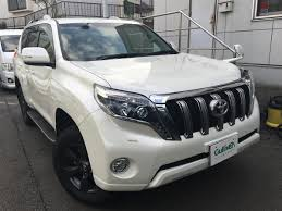 land cruiser 2015 2015 toyota land cruiser prado tx argento cross black alloys