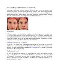 Can Cataracts Lead To Blindness Can C Eye Drops U2013 Effective Cataract Treatment