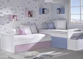 chambre 2 lits aménagement de chambre partagée petits espaces chez ksl living