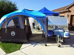 Jayco Finch Floor Plan by Coleman 2 For 1 All Day Dome Shelter With Teardrop Teardrop