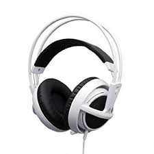 amazon black friday headset amazon com steelseries siberia v2 full size gaming headset white