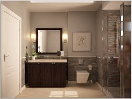Small Bathroom  Small Bathroom Dark Intended For Present Home - Elegant white cabinet bathroom ideas house