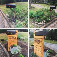 17 diy mailbox ideas are sure to promote the appeal diy mailbox