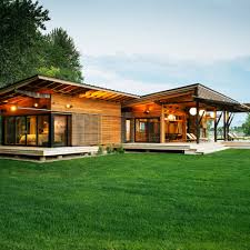 Green Home Designs by Our Favorite Prefab Homes Sunset