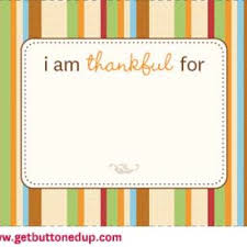 thanksgiving thankful notes thanksgiving letters tip junkie