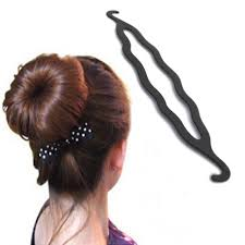 bun clip magic beauty twist hair bun styling tools maker braid clip