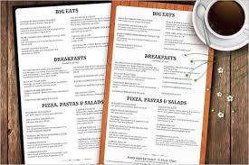 takeout menu template 20 take out menu templates free word designs sles creative