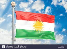 Kurdish Flag Iraqi Kurdistan Flag Stock Photos U0026 Iraqi Kurdistan Flag Stock