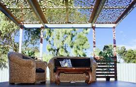 decorative metal screen panels in modern home exteriors and interiors
