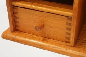 Wood Desk Organizer by Danish Modern Solid Teak Desk Organizer By Kai Kristiansen At 1stdibs