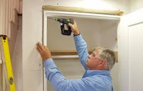 How To Hang Prehung Interior Doors How To Hang Prehung Interior Doors Best Accessories Home 2017