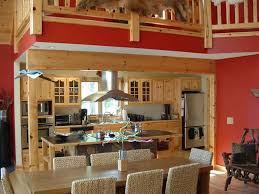 Cabin Kitchen Cabinets Cabinetry Kitchens And Baths Timber Country Cabinetry