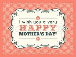 happy mothers day typography letter font type editable for happy