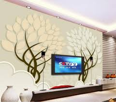 online get cheap painted wood wall aliexpress com alibaba group woods hand painted fashion tv wall decoration painting wall mural photo wallpaper home decoration china