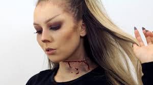 Werewolf Halloween Makeup by Halloween Werewolf Makeup Tutorial Youtube