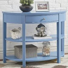 Teal Console Table Blue Console U0026 Sofa Tables You U0027ll Love Wayfair