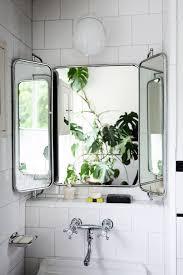 Bathroom Mirror Design Cool Vintage Industrial Bathroom Mirror Design Hupehome