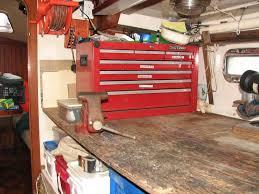 Large Garage Garage Workbench Awful Large Garage Workbench Photo Design With
