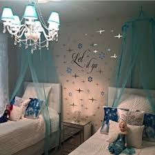 frozen themed bedroom modern bedroom interior design