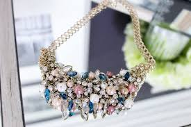 crystal necklace ebay images 5 statement necklaces i bought on ebay blush pearls jpg