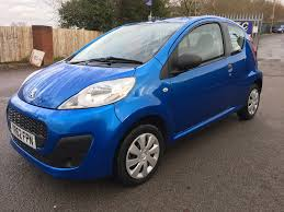 used peugot used peugeot 107 cars for sale in bristol county of bristol