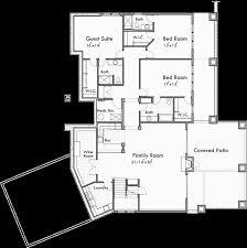 luxury house plans daylight basement house plans custom house
