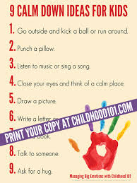 9 calm down ideas for kids childhood101