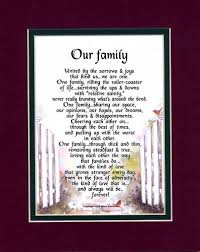 a poem about family 205 a s day or birthday