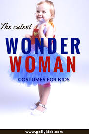 toddler wonder woman costume for sizes 2t 3t 4t