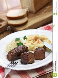 niederl ndische k che selbst gemachte rindfleischrolle niederländische küche stockfoto