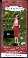 109 best barbie ornaments images on pinterest christmas